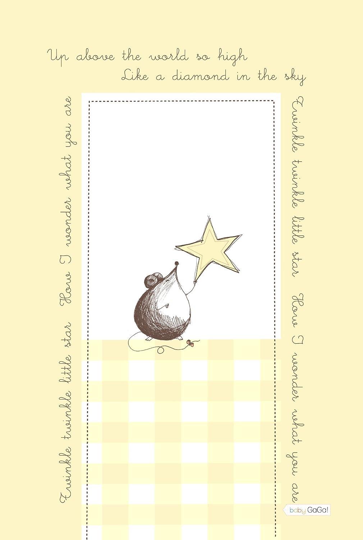 Twinkle Twinkle Baby GaGa Changing Mat