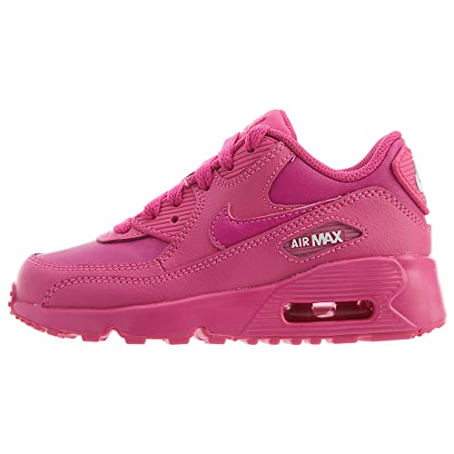 f6c0899cf25a8 Nike Kids Air Max 90 LTR (PS) Running Shoe