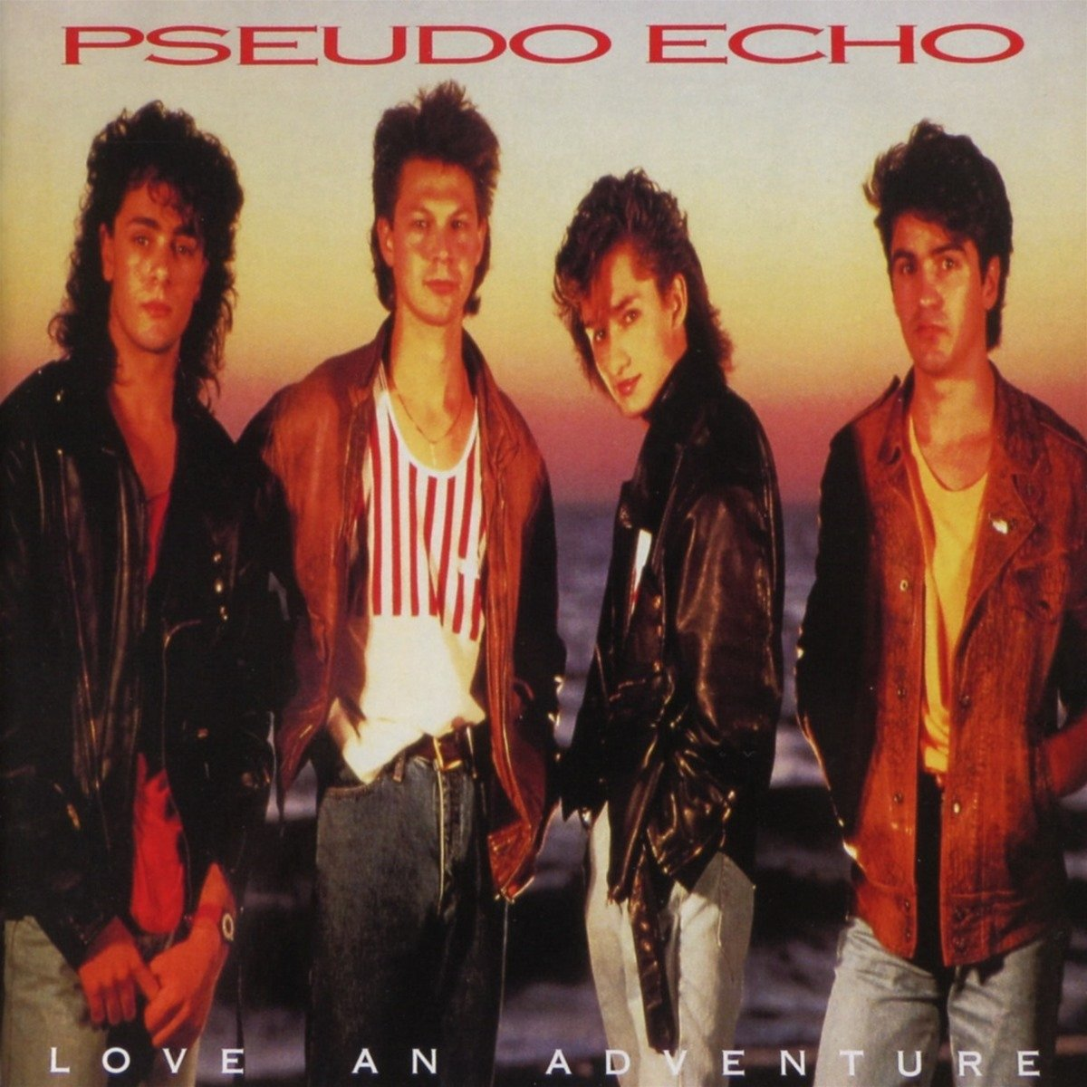 CD : Pseudo Echo - Love An Adventure (Expanded Version, United Kingdom - Import, 2PC)