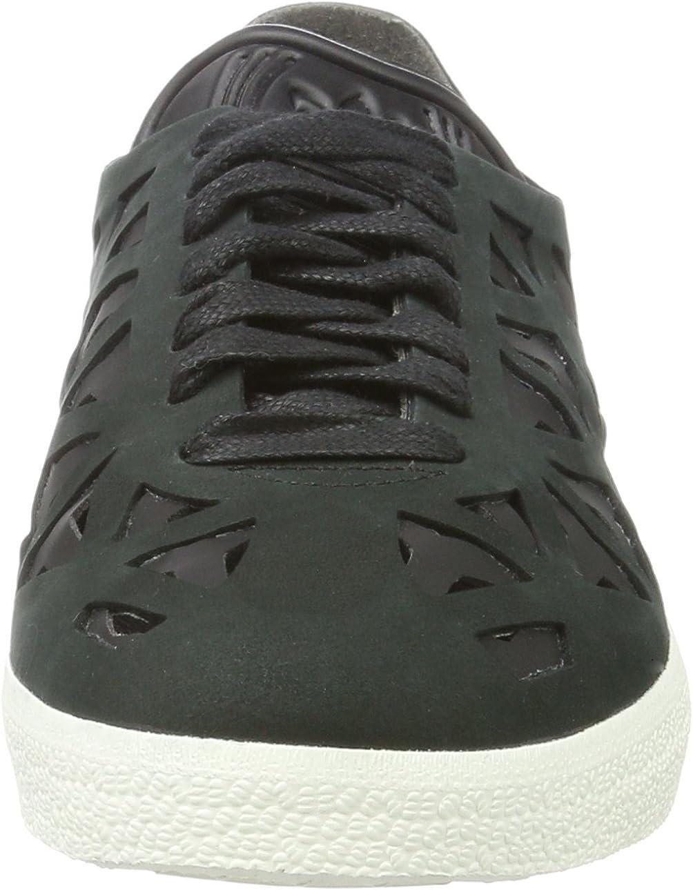adidas Gazelle Cutout, Sneakers Basses Femme Noir Core Black Core Black Off White