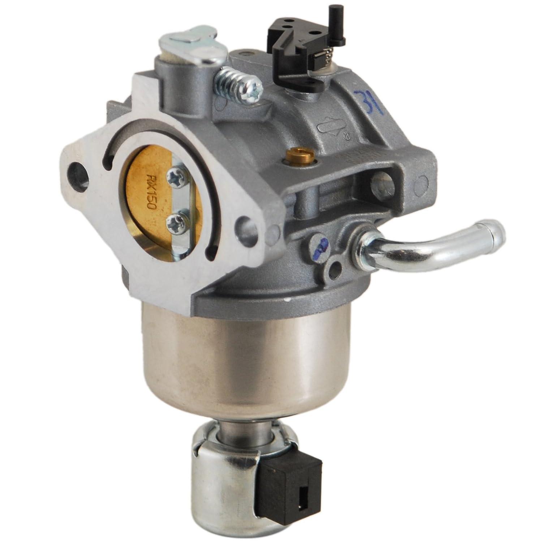 17 5 HP Briggs & Stratton Carburetor Adjustment