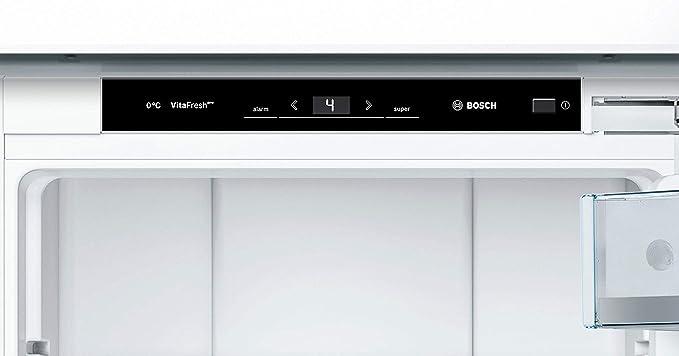 Bosch KIF81PF30 Serie 8 - Frigorífico empotrable (A++, 177, 5 cm ...