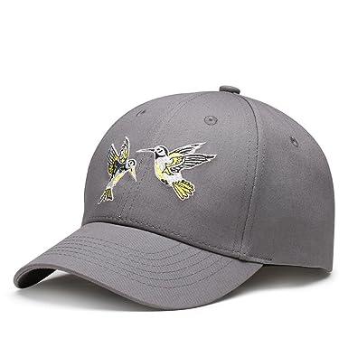 Gorra de Béisbol Hombres Mujeres Unisexo Color Sólido Algodón ...