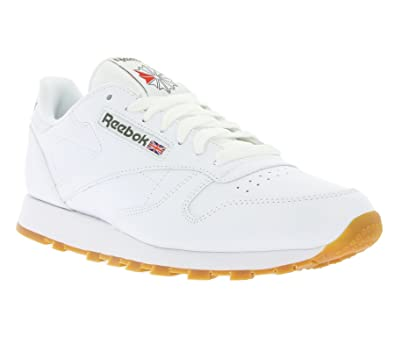 new styles a45c1 5aee2 Reebok Classic Leather, Baskets Homme