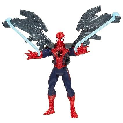 Amazon.com: Marvel Ultimate Spider-Man Poder Webs Web ...