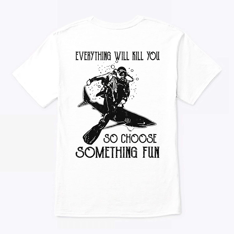 Diana Lysa Everything Will Kill You so Choose Something Fun