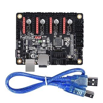KINGPRINT SKR - Mini placa de controlador para impresora 3D ...