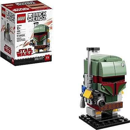 LEGO BrickHeadz Boba Fett 41629 Building Kit Multicolor