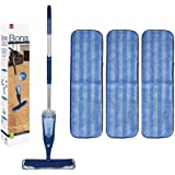 Bona Hardwood Spray Mop with 3 Microfiber Pads