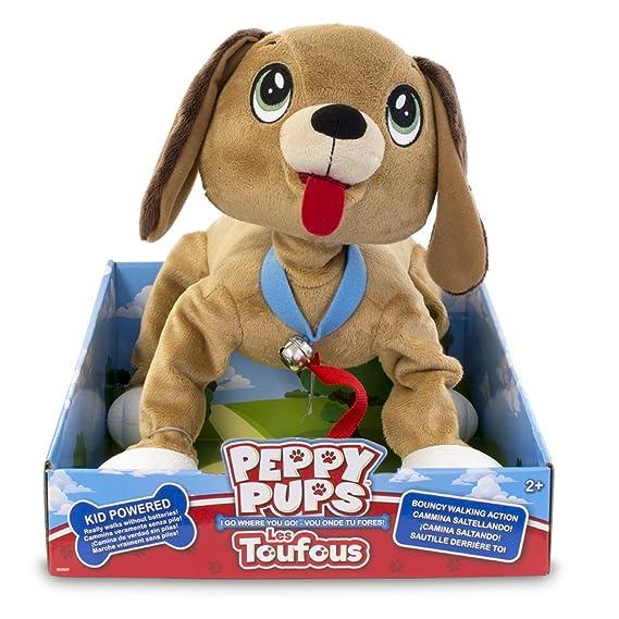 Peppy Pup - Peluche Perrito (Giochi Preziosi PEP00300): Amazon.es: Juguetes y juegos