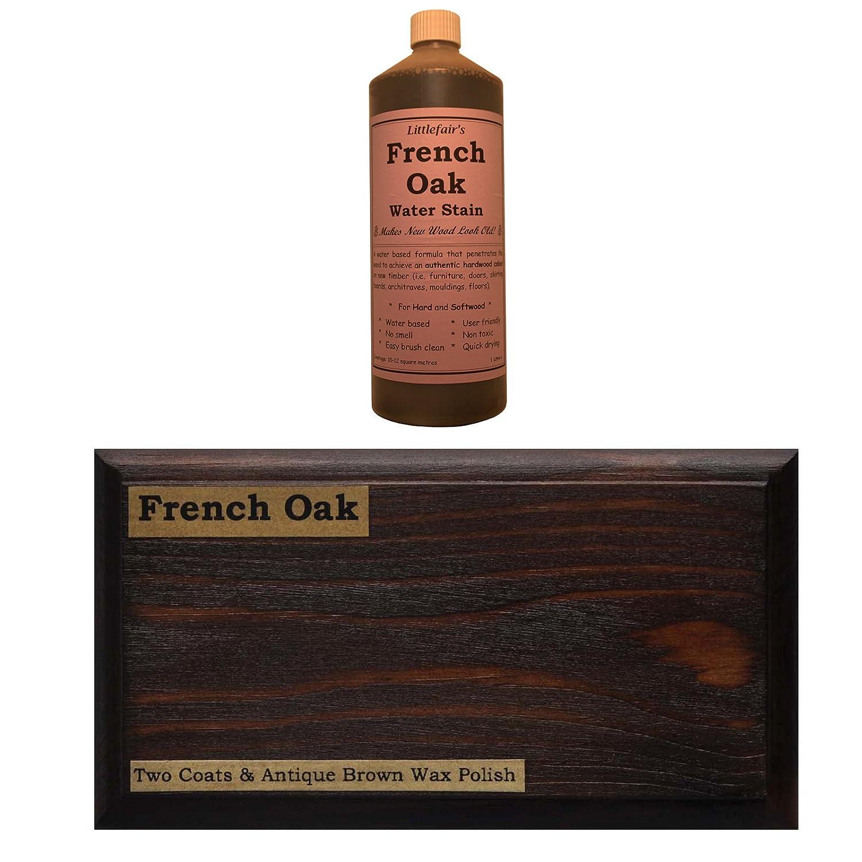 Littlefair's - Pintura de madera con base de agua y tinte – gama pastel Littlefair's
