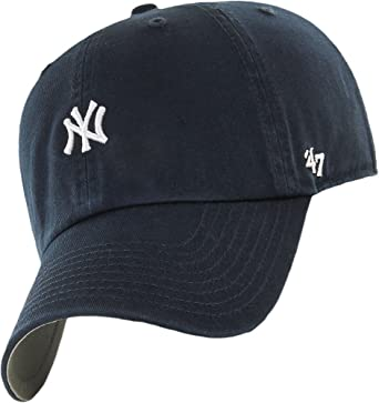 47 Brand New York Yankees Cap Navy (Small Logo) One Size Navy ... 9cc3656284a