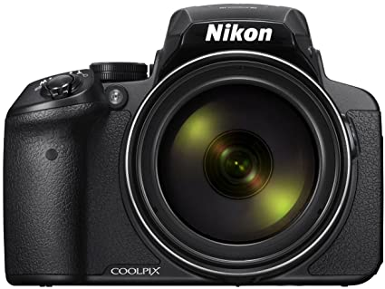 Nikon Coolpix P900 Digital Cameras - Black