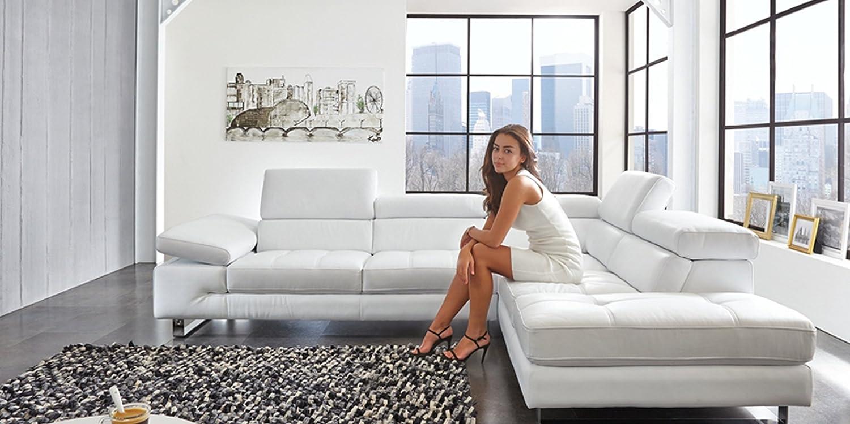 eckkombination ecksofa wohnlandschaft ledersofa ecke sofa garnitur echt leder vorstehend links. Black Bedroom Furniture Sets. Home Design Ideas