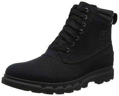 5f0b26f45de Sorel Men's Portzman Lace Snow Boots: Amazon.co.uk: Shoes & Bags