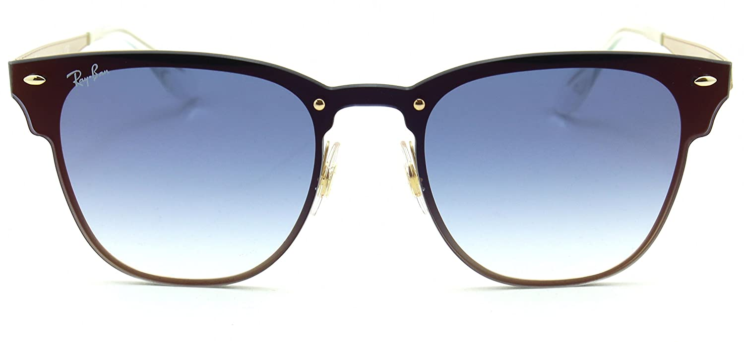 Amazon.com  Ray-Ban RB3576N Blaze Clubmaster Unisex Sunglasses 043 X0 -  47mm  Clothing 59323aa982
