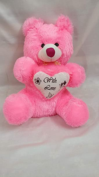 3bab1d3b624 Buy GURUDEV 3-ft Teddy Bear (Cream Colour) Online at Low Prices in India -  Amazon.in