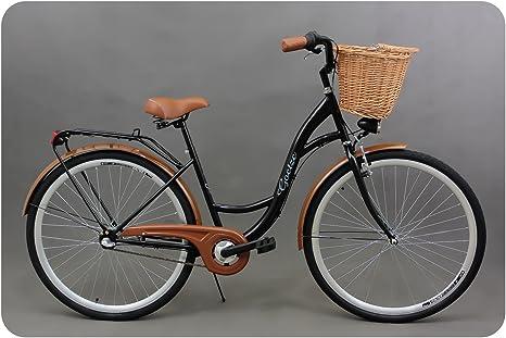 Style 26 City Bike Bicicletta Da Donna Bicicletta Cigno Bici