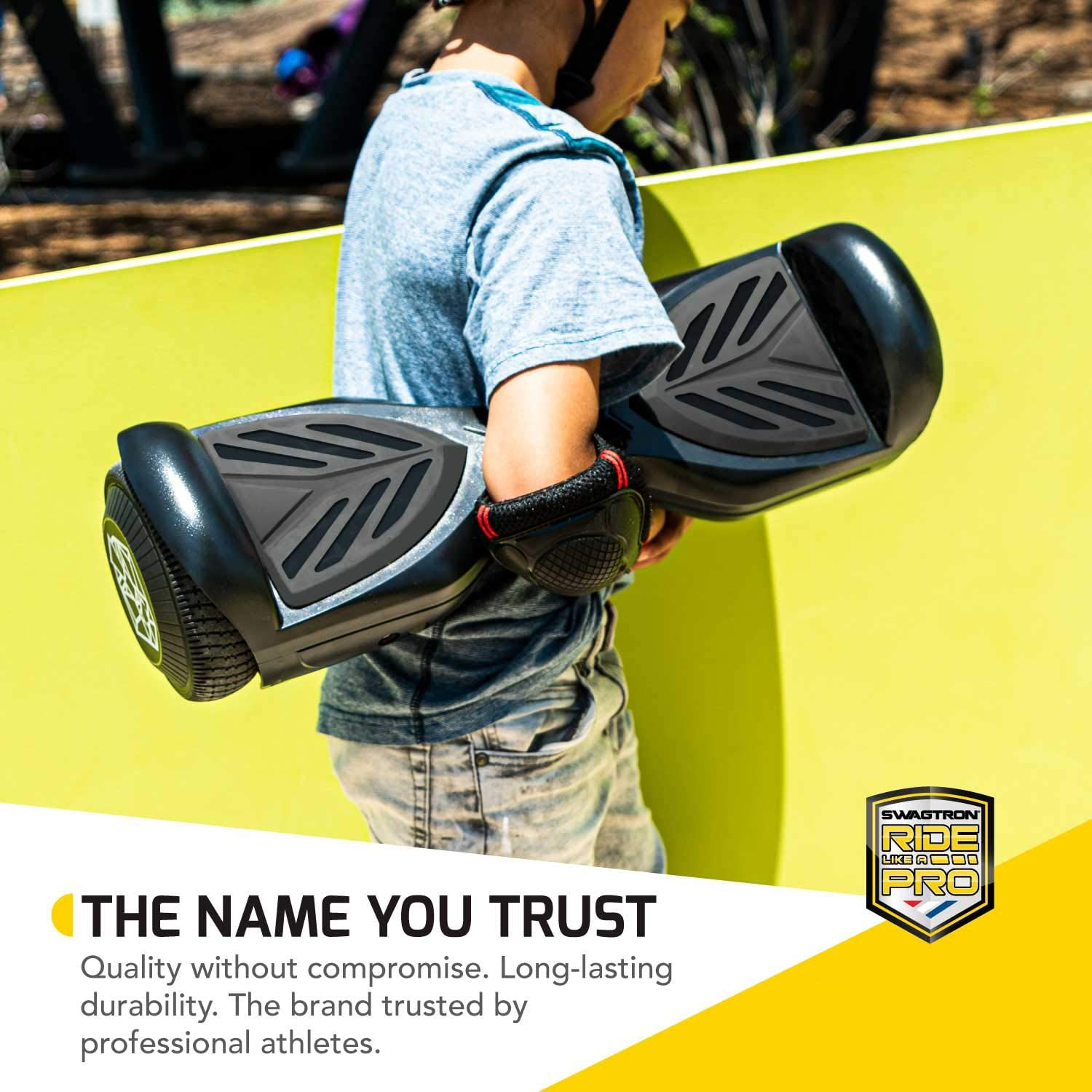 Swagboard Twist Lithium-Free Kids Hoverboard - 5