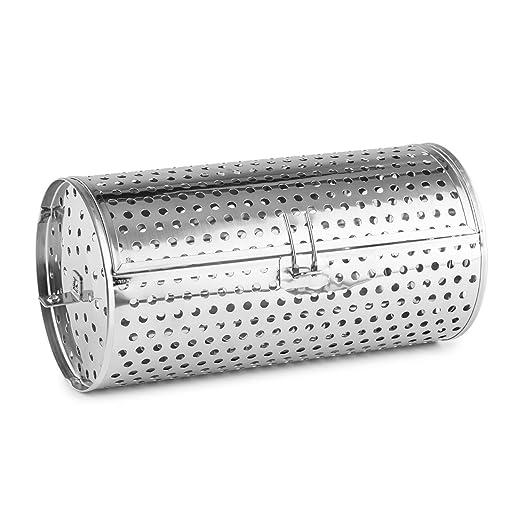 Klarstein accesorios barbacoa-jaula grill-cesta para Klarstein ...
