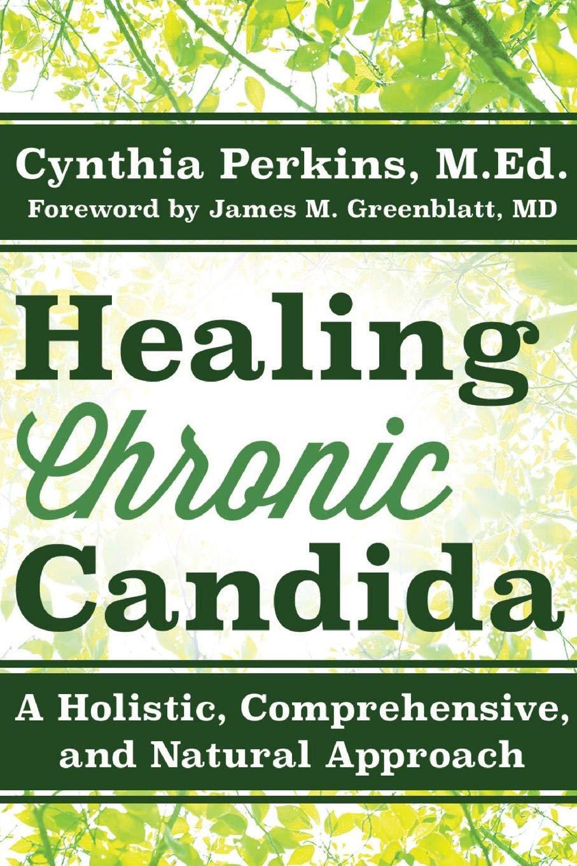 Healing Chronic Candida Holistic Comprehensive product image