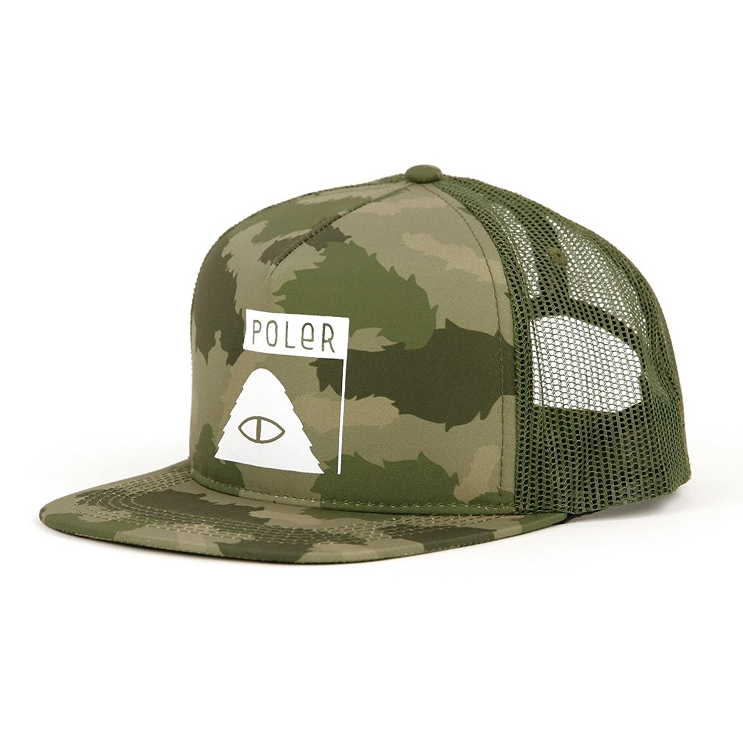 POLER SUMMIT TRUCKER MESH CAP