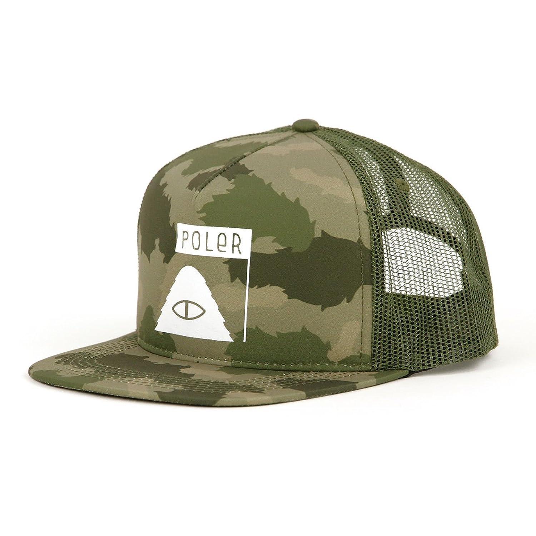 POLER SUMMIT TRUCKER MESH CAP