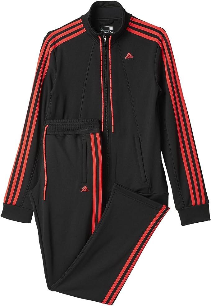 adidas Damen Trainingsanzug Essentials 3-Stripes