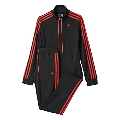 adidas Damen Trainingsanzug ESS 3s Suit