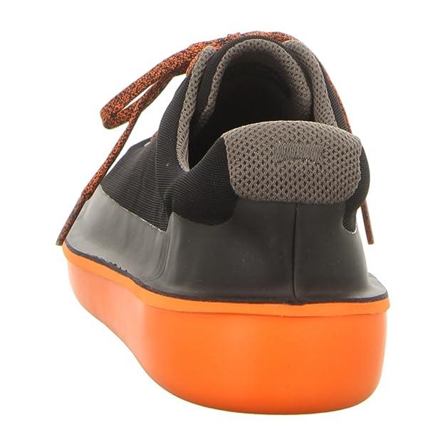 CAMPER K100117 006 Zapatos de cordones de tela para hombre