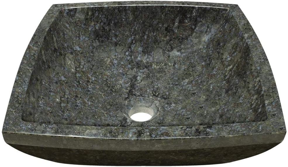 857 Butterfly Blue Granite Vessel Sink