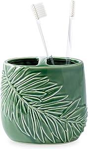 Destinations Indoor Garden, Toothbrush Holder, Green