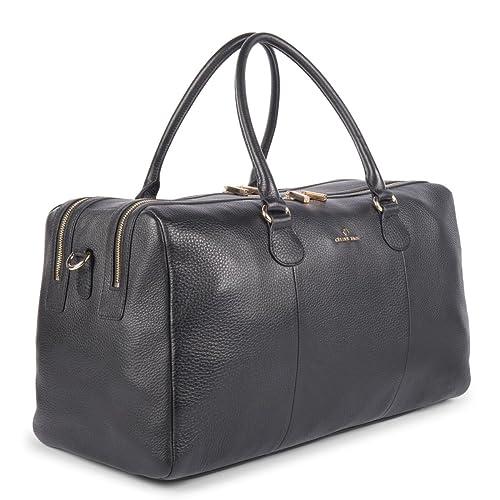 6ef6ecefeda3 Céline Dion Adagio Duffle Bag DUF5260 (Black)  Amazon.ca  Shoes ...