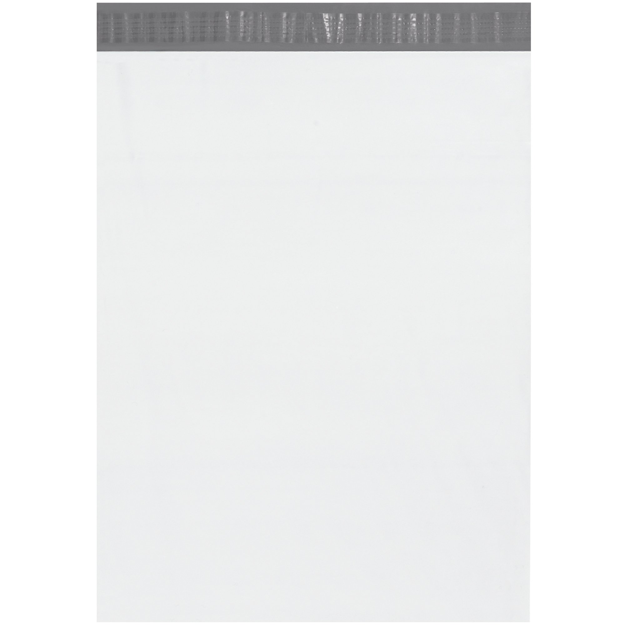 BOX USA BB87610PK Poly Mailers, 14 1/2'' x 19'', White (Pack of 18 Cases)