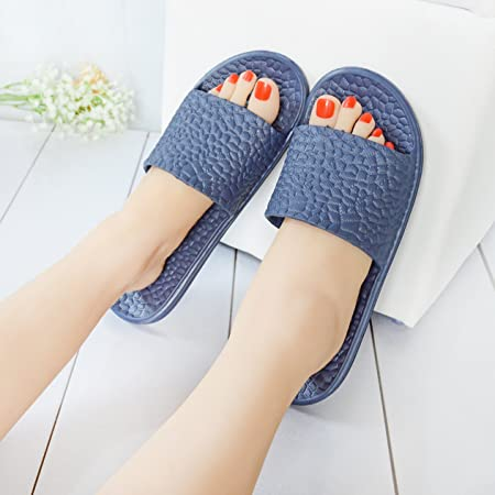 economico per lo sconto 100% di alta qualità scarpe da skate BAOZIV587 Casa all'aperto pantofole Pantofole in spugna estiva da ...