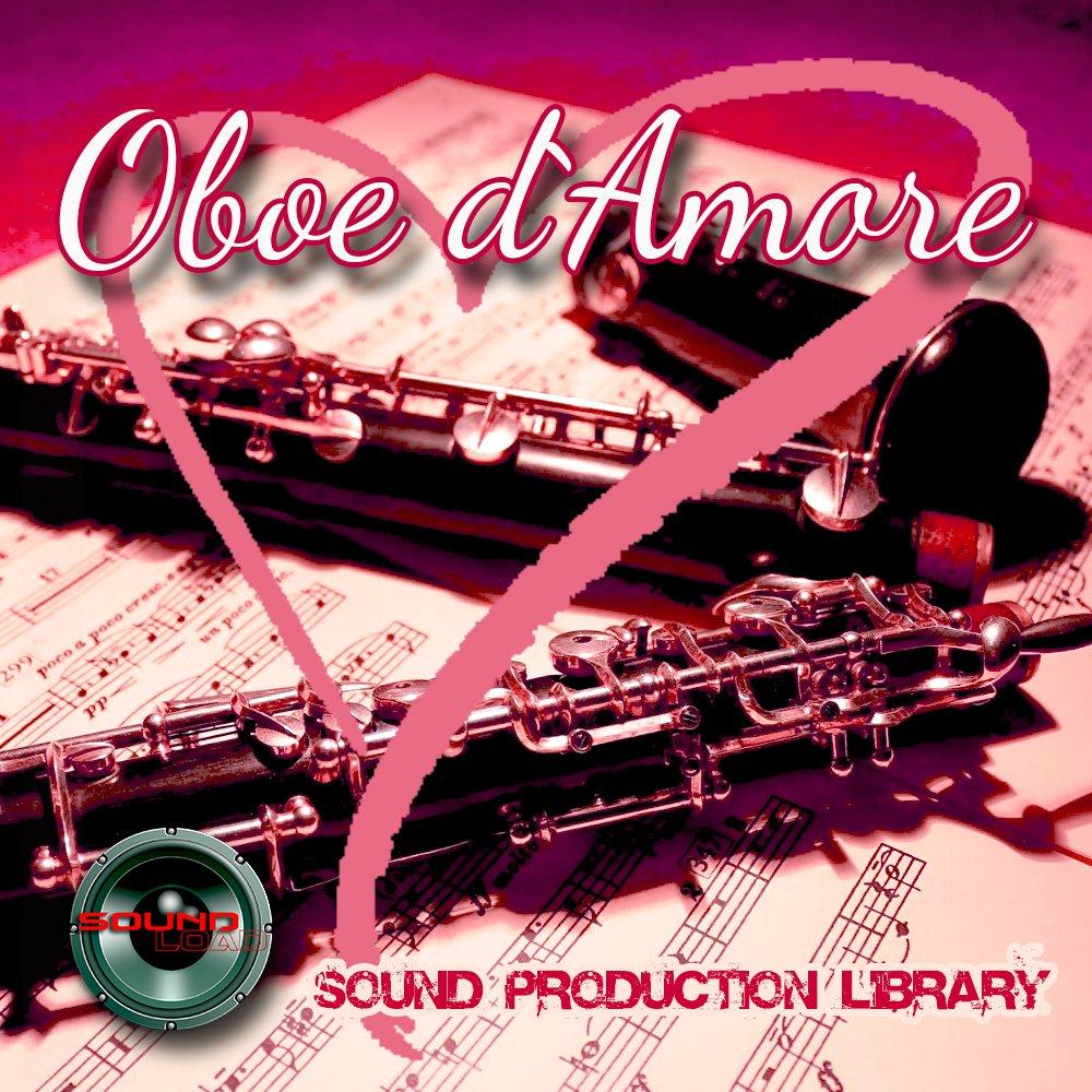 Oboe dAmore - Huge Unique 24bit WAVE/KONTAKT Multi-Layer Studio Samples Production Library on DVD or download by SoundLoad (Image #1)