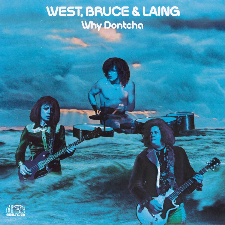 Why Dontcha : Bruce West, Laing: Amazon.fr: Musique