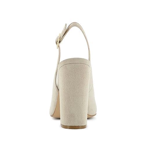 Bleu (Rauch/Jeans/Denim/Weiss) Mizuno Wave Inspire 13 Evita Shoes ILENEA Escarpins Sling Daim Bleu Royal 38 Asics Gel-Lyte V bGHfWlba