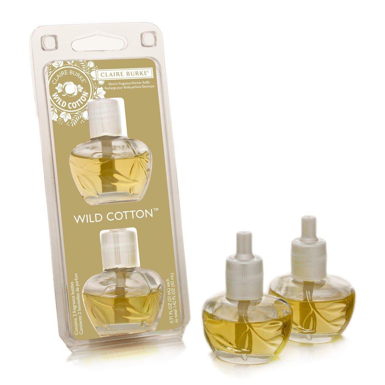 Claire Burke Wild Cotton Fragrance