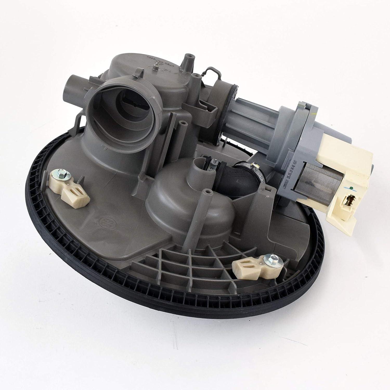 Whirlpool W11025157 Dishwasher Pump and Motor