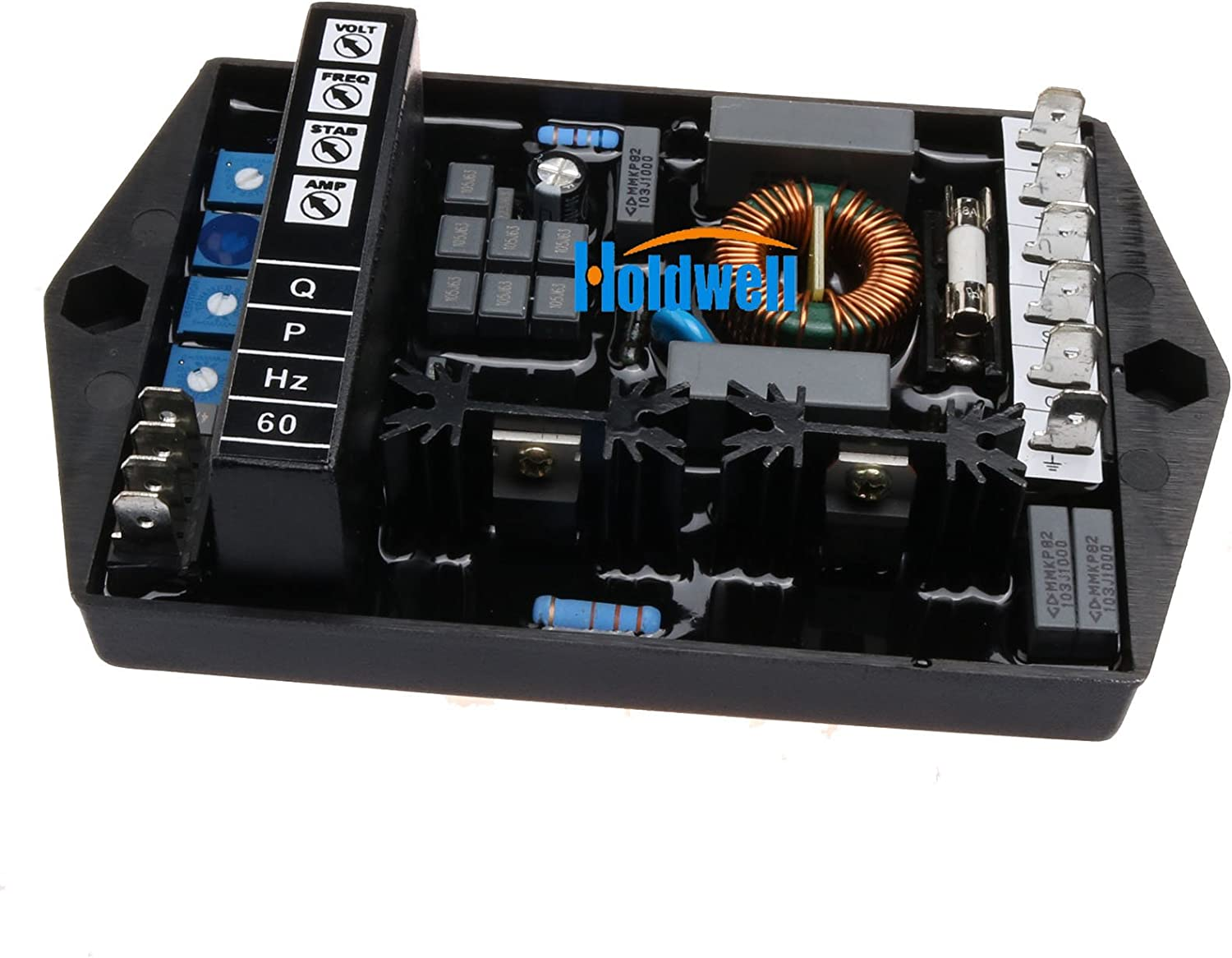 Friday Part AVR M16FA655A Automatic Voltage Regulator for Marelli With 1 Year Warranty