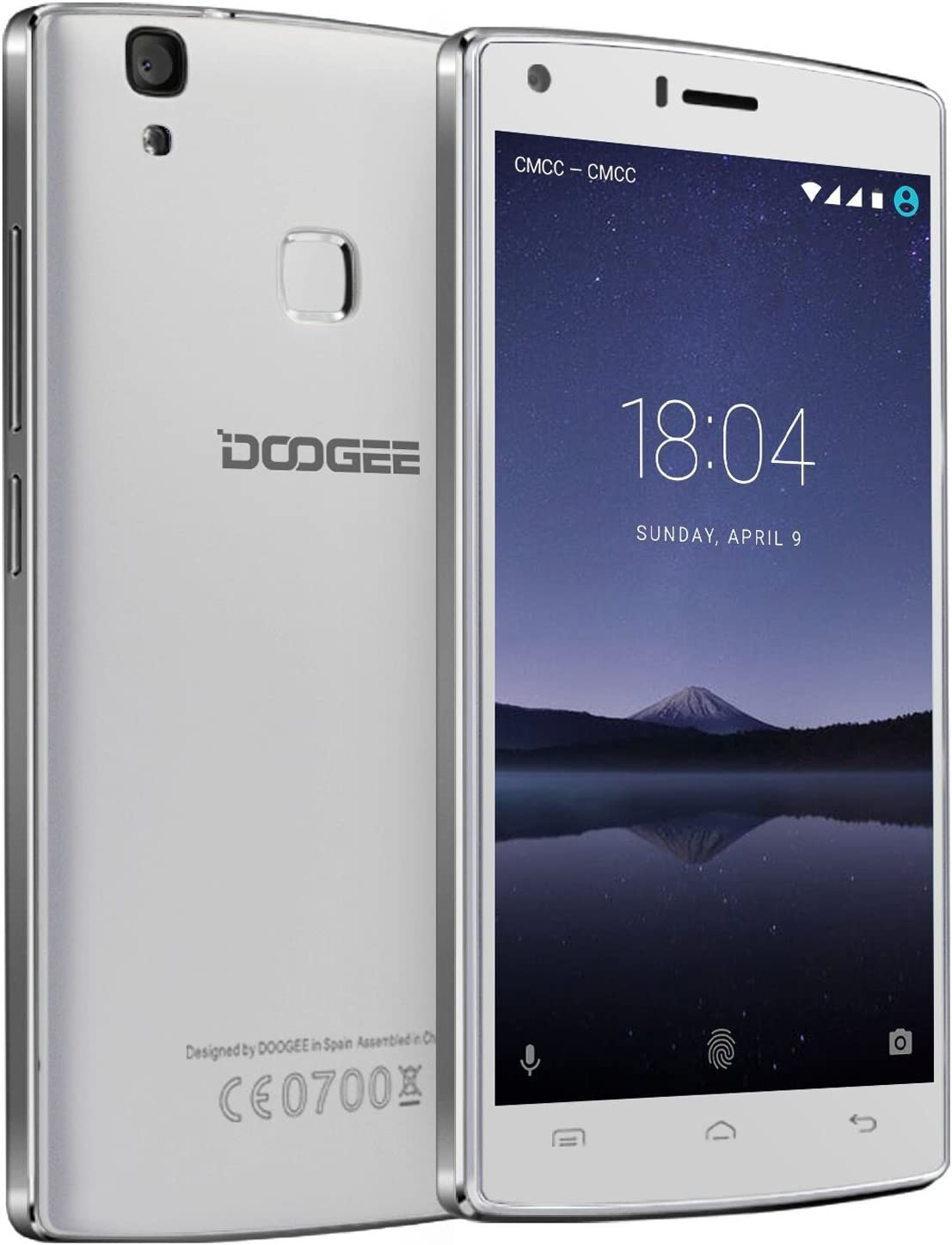 DOOGEE X5 MAX Pro Telefonos Moviles Libres, 4G LTE Móviles y ...