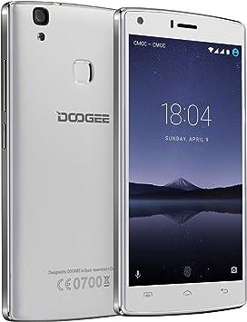 DOOGEE X5 MAX Pro Telefonos Moviles Libres, 4G LTE Móviles y Smartphones Libres: Amazon.es: Electrónica