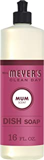 product image for Mrs. Meyer's Clean Day Dish Soap, Mum, 16 fl oz)