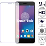Guran® Pellicola Protettiva in Vetro Temperato per Lenovo K6 (5 Pollici) Smartphone Sottile Protezione invisibile
