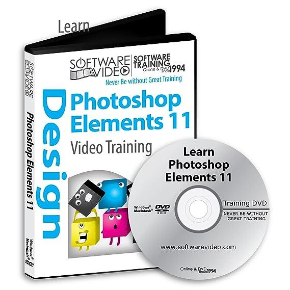 photoshop elements video tutorials for beginners