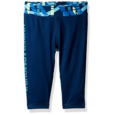 Under Armour Studio Capri Little Girls' Core Active Capri Legging