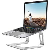 Nulaxy Laptop Stand, Ergonomic Aluminum Laptop Computer Stand, Detachable Laptop Riser Notebook Holder Stand Compatible…