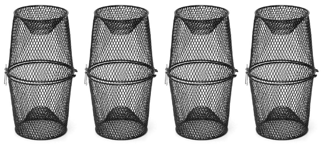 Eagle Claw Minnow Trap (9 x 16-1/2-Inch) (Pack of 4)