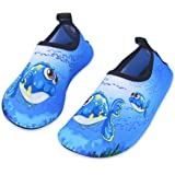 Amazon Price History for:Kids Water Swim Shoes Barefoot Aqua Socks Shoes Quick Dry Non-Slip for Baby Boys & Girls